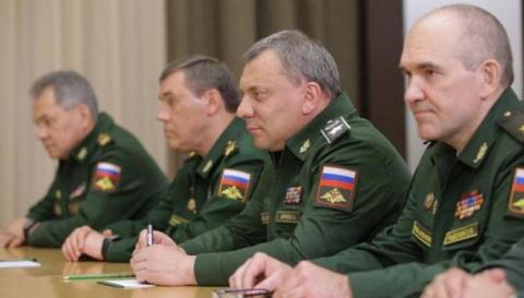 Минобороны РФ ответило на за…