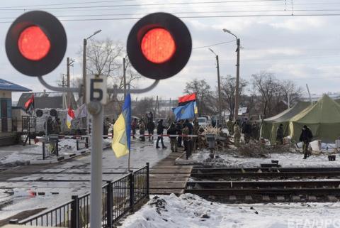 СРОЧНО: «Блокадники Донбасса…