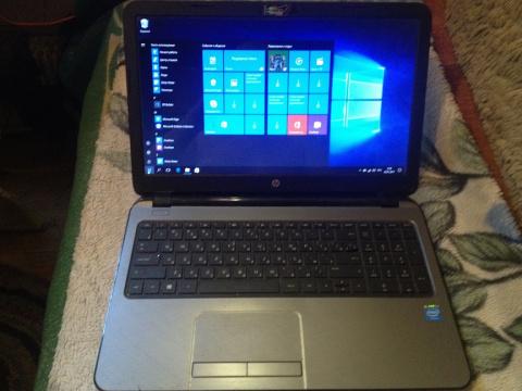 ПРОДАМ Ноутбук HP 15-r098sr - Б\У
