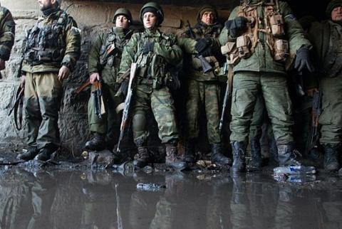 Cотни российских военнопленн…
