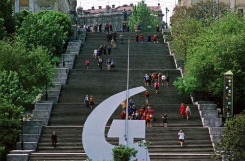 Одесса в 1982 году: старые  …