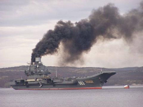«Адмирал Кузнецов» или немно…
