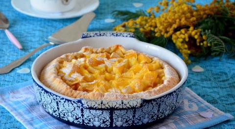 Рецепт шарлотки с апельсинами, яблоками и мандаринами: варианты сочетаний начинки