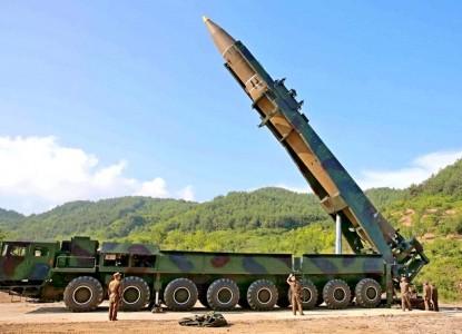 Почему сбить ракету КНДР поч…
