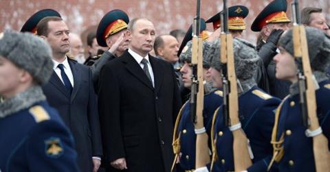 Четыре мифа о России