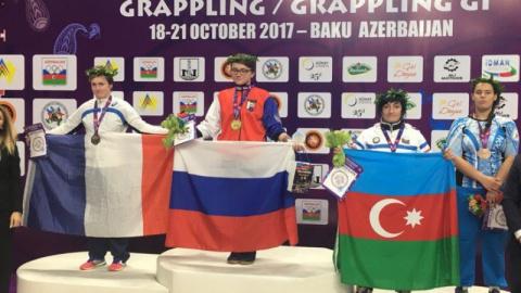 Воронежская спортсменка стал…