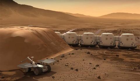 Шесть фактов для всех желающих стать колонизаторами Марса