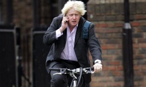 Борис Джонсон: зачем британс…