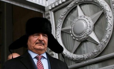 Зачем России «новый Каддафи»?