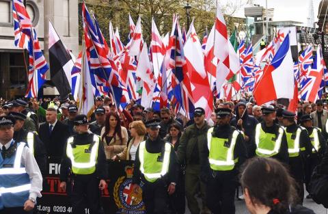 Лондон опасается исламизации. Ася Зуан