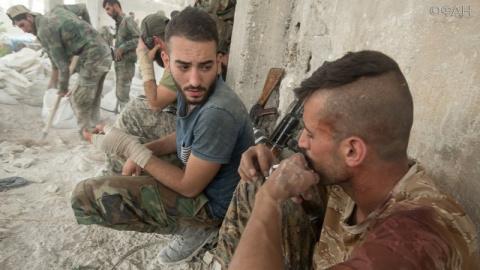 Дамаск: отряды NDF зачистили…