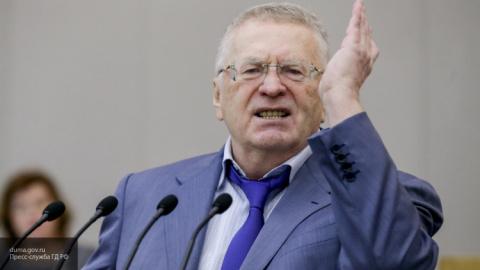 Жириновский об убийстве Воро…