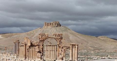 Пальмира освобождена