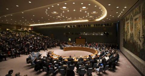 На Генеральной Ассамблее ООН…
