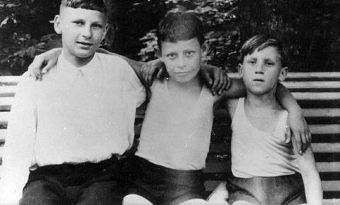 Детство В.Высоцкого в ГСВГ. (11)