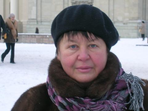 Любовь Рудакова