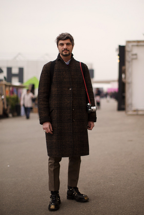 On the Street…Checks on Chec…