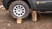 Как заменить колесо без домкрата?
