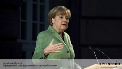 Меркель «на грани»: ЕС призн…