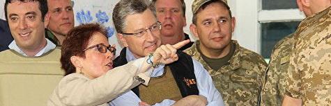 Американской послице и Волкеру порекомендовали не соваться в украинские дела