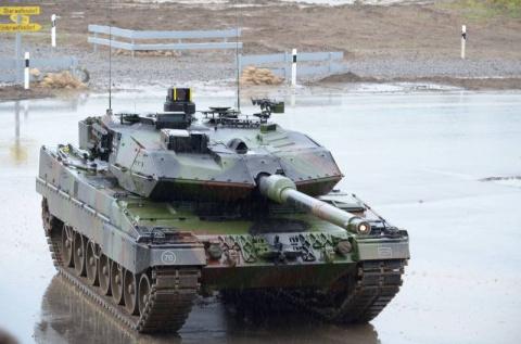 Пушки и боеприпасы: танки ст…