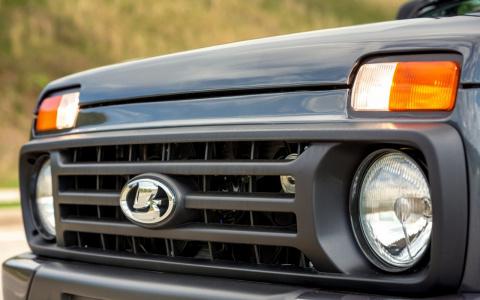 LADA 4x4 в новом кузове: производство началось