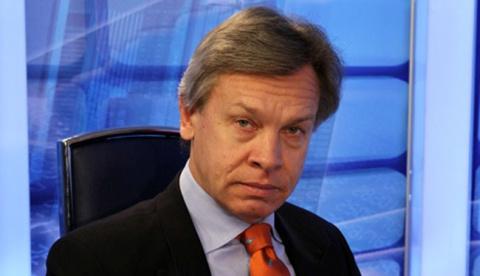 Пушков рассказал, что РФ мож…