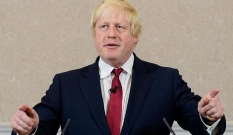 """Глава МИД Великобритании Джонсон: Мы должны """"нормализовать"""" наши отношения с Россией"""