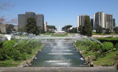 В Риме открыли парк, который…