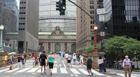 Города, которые скоро откажутся от автомобилей