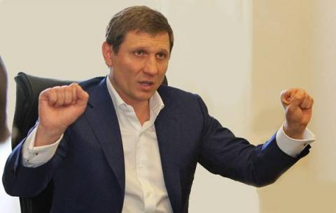 Украинские преступники — Сергей Шахов