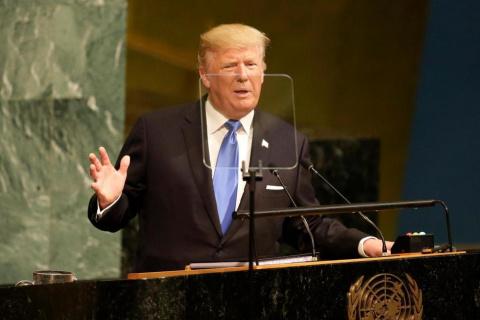 Америка хочет превратить ООН…