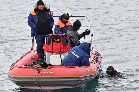 Тела погибших в авиакатастрофе Ту-154 родственникам отдадут нескоро