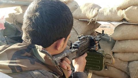 Сирийская армия вернула конт…
