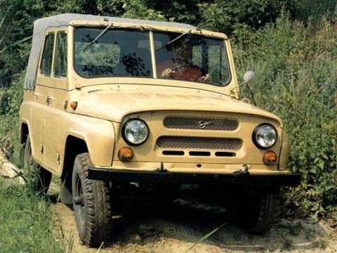 УАЗ-469 и другие советские автомобили, поразившие мир