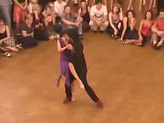 Такое танго под Высоцкого вы еще не видели!
