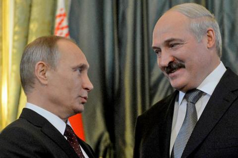 В Москве состоится встреча Путина и Лукашенко