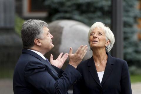 МВФ продолжает игнорировать …