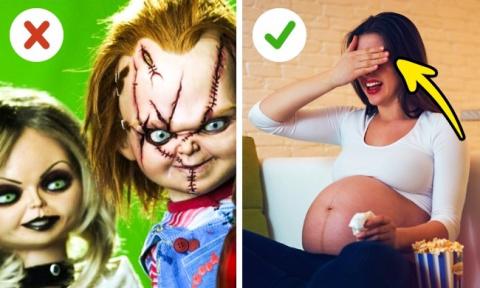 7 мифов о беременности, которые оказались правдой