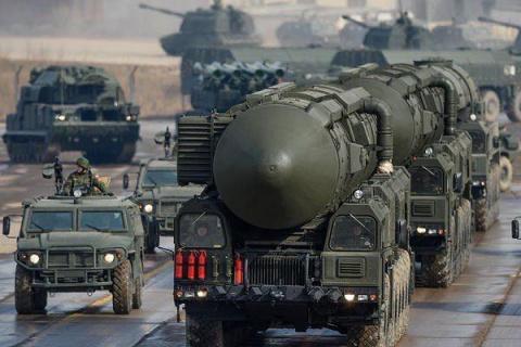 Новейшие российские ракеты «…