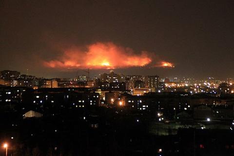 Взрывы в Балаклее — диверсия…