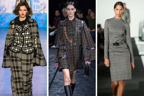 Тренд сезона – шотландская клетка: 19 идей, как ее носить осенью 2017