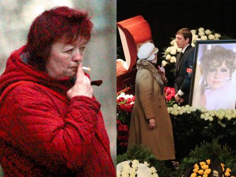 Стало известно, с кем встретилась дочь Гурченко перед смертью