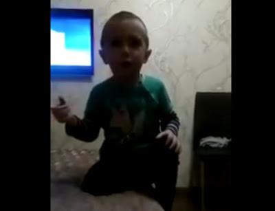 4-летний мальчик из Черкесск…