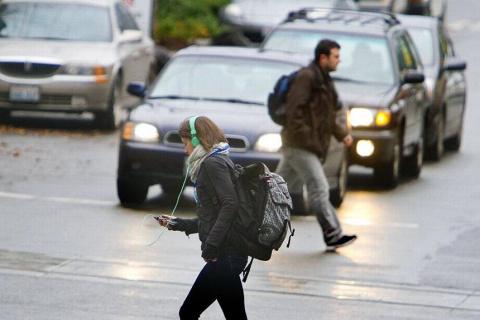 Штрафы на зебре: пешеходам тоже достанется