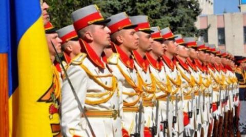 Молдавские военные вместе с народом и президентом готовы к свержению олигархата