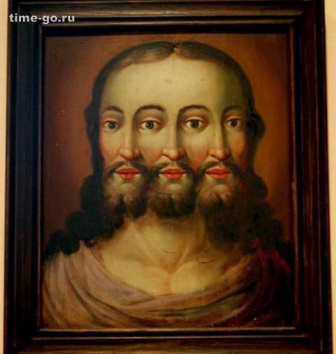 20 самых странных икон мира.…