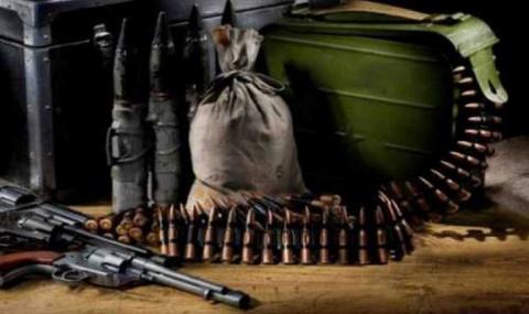 Контрабанда оружия в Европу: Украина впереди Косово