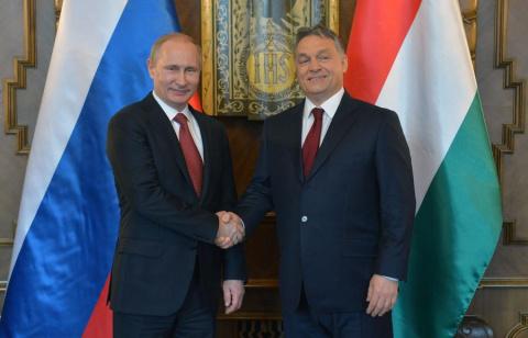Путин угоняет Венгрию. Европ…