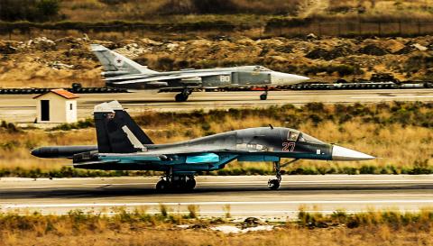 «Сушки» ВВС России спасают т…